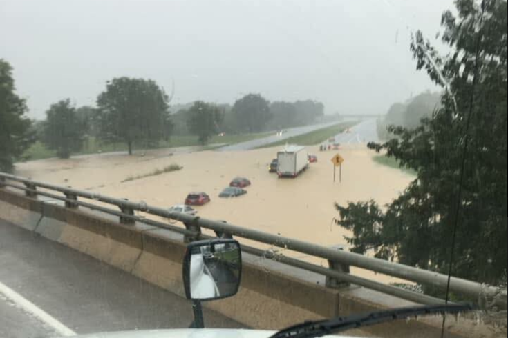 Pennsylvania Flooding