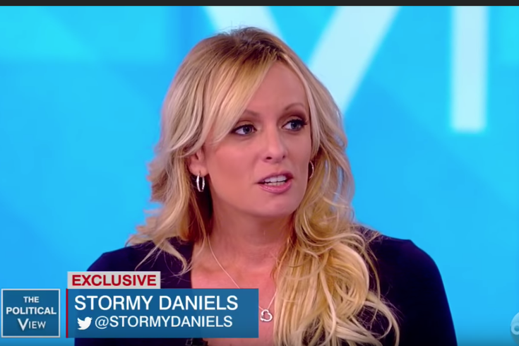 Stormy Daniels to release new memoir, 'Full Disclosure'