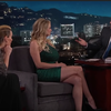 Stormy Daniels appeared on Jimmy Kimmel Live!