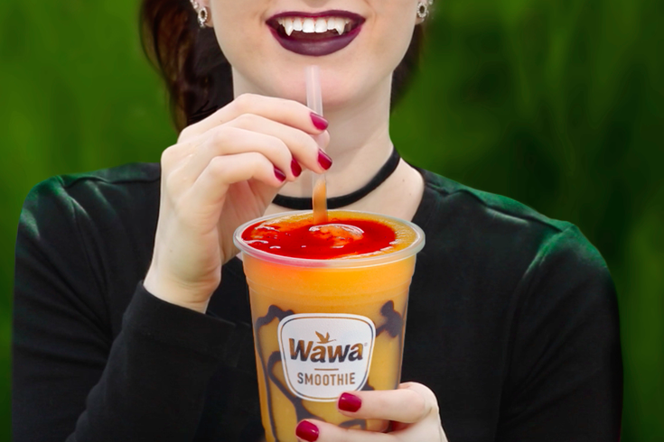 Wawas New Secret Menu For Halloween Has Some Specialty Drinks