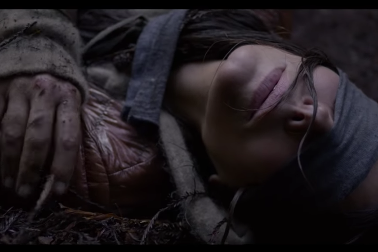 Trailer for new, Netflix horror film, 'Bird Box', released