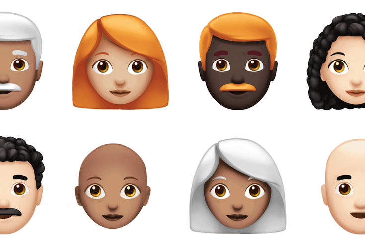 Ginger Emojis Are Here Phillyvoice