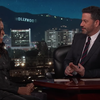 Michelle Obama appears on Jimmy Kimmel, throws a little shade