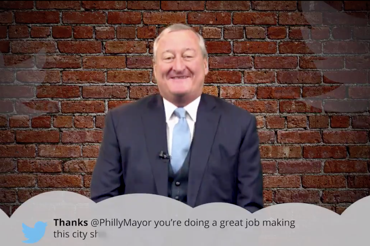 Kenney Mean Tweets Thanksgiving 2018