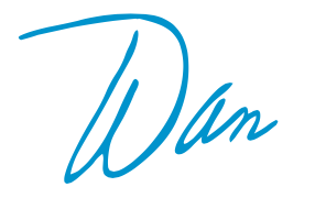 Limited - Dan Hilferty Signature