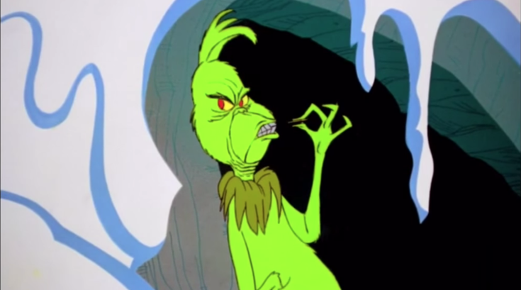Grinch screencap