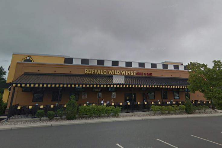 Buffalo Wild Wings Hamilton Mall
