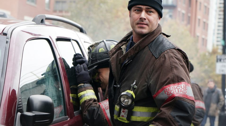 122718 Taylor Kinney Chicago Fire NBC