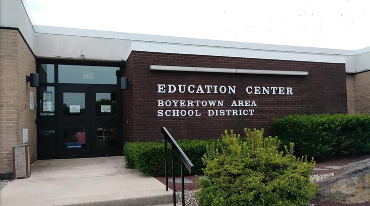 Boyertown School District