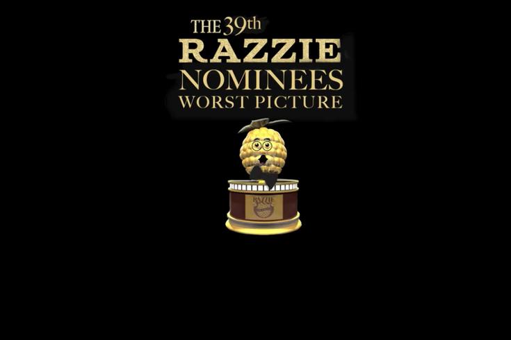 Razzie Awards nominations