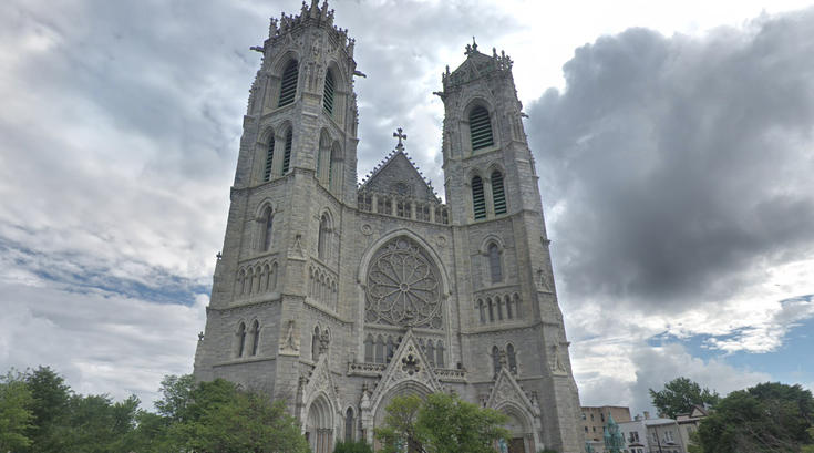 The Cathedral Basilica of the Sacred Heart