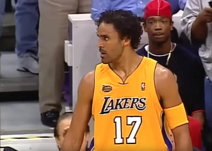 JaRule 2001 NBA Finals