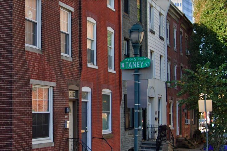 Taney Street Philadelphia