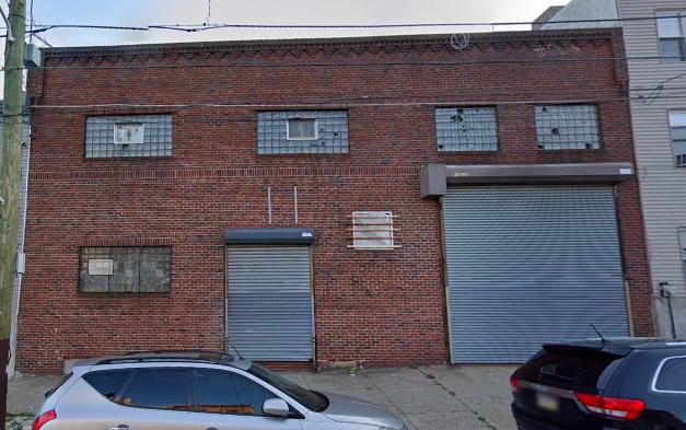 Kensington warehouse development