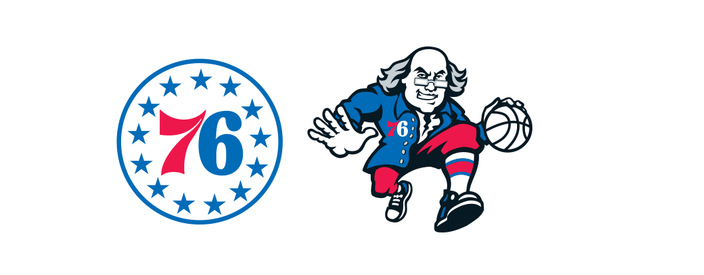 Sixers Unveil New Logos Which Aren T Too Different From The Old Logos Phillyvoice