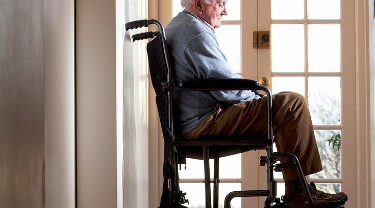 Senior Citizens Loneliness