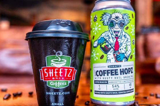 Sheetz Coffee Hopz