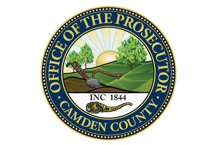 Camden County Prosecutor's Office shield