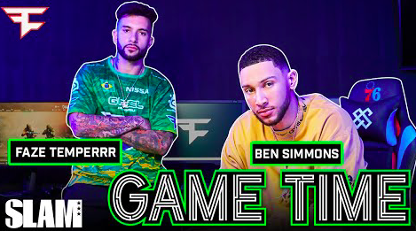 Simmons Slam Gaming
