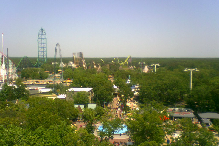 Six Flags Autism Friendly