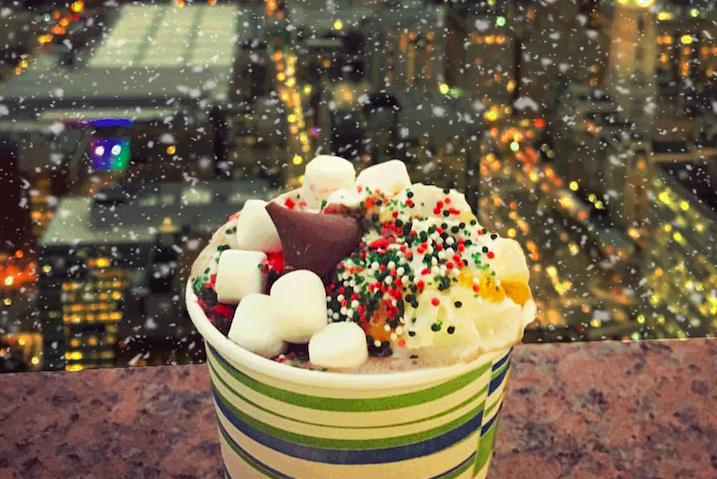SkyGarten Hot Chocolate