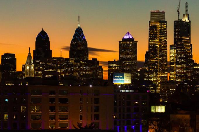 Skyline Philly Sleep
