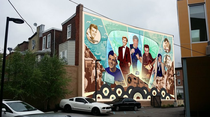 South Philly Musicians Mural