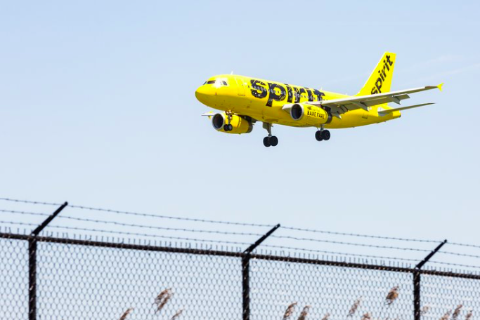 Spirit Airlines Cancun