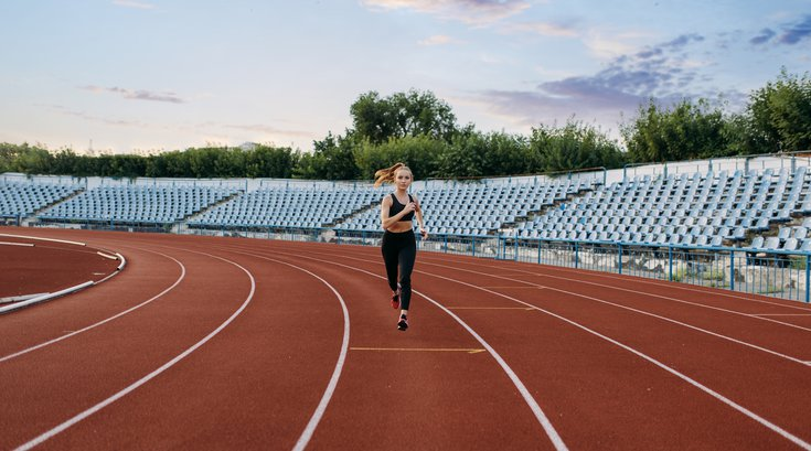 Sprint Workouts Intervals