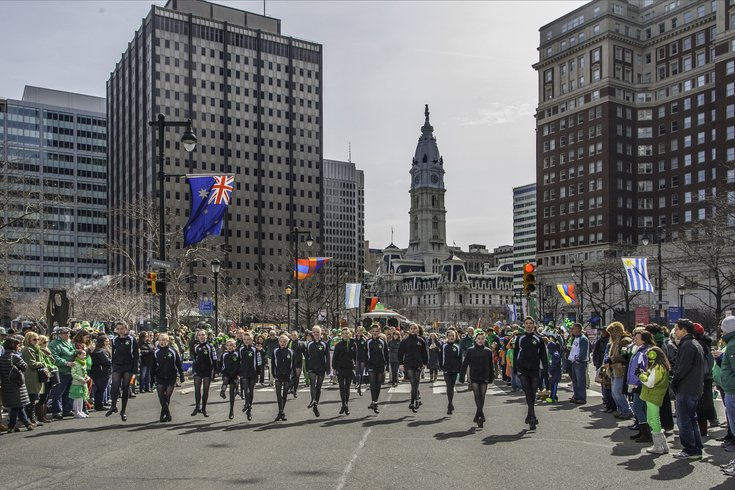 Philly's St. Patrick's Day Parade