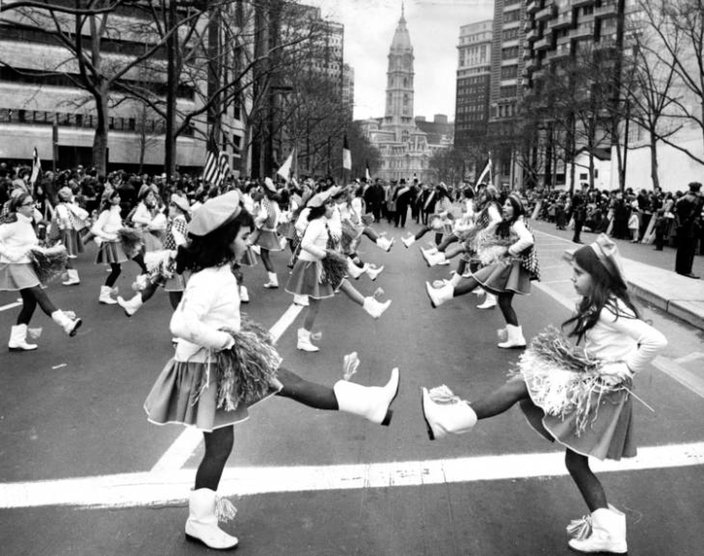 St. Patrick's Day in Philadelphia - Historic Images