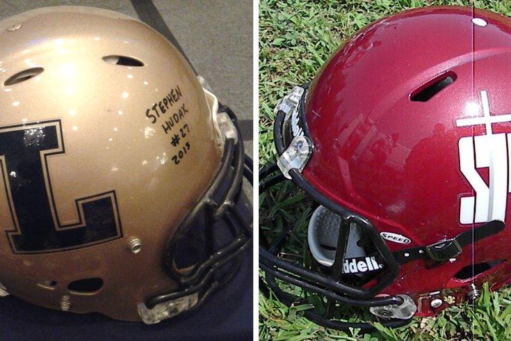 092818_LaSalle-Prep-helmets