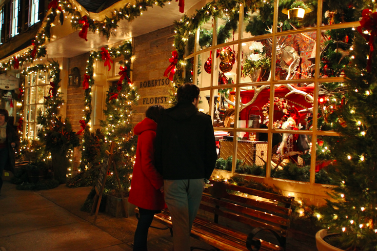 Stag and Doe Nights are holiday tradition in Chestnut Hill