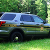 Pennsylvania State Police car