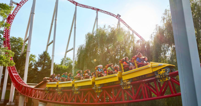 Dad Sues Hersheypark Over Son S Frightening Experience On Storm Runner Roller Coaster Phillyvoice
