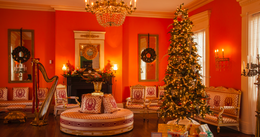 Sounds Of The Season 2020 Christmas Music End Details on 2019 'A Very Philly Christmas' at Historic Houses in