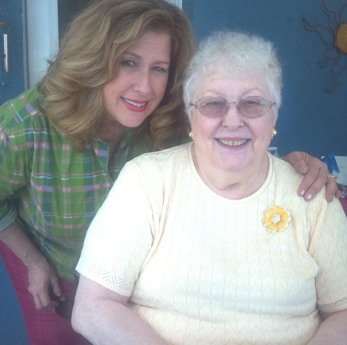 Sue Serio and Mom