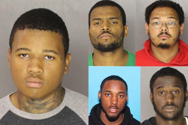 Coatesville Suspects