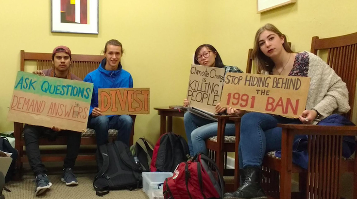 Swarthmore_College_Divestment_Protest