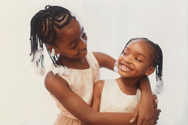 Syreeta Martin daughters