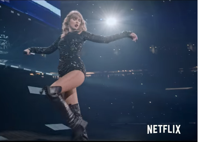 Taylor Swift just announced the 'Reputation' tour will be a