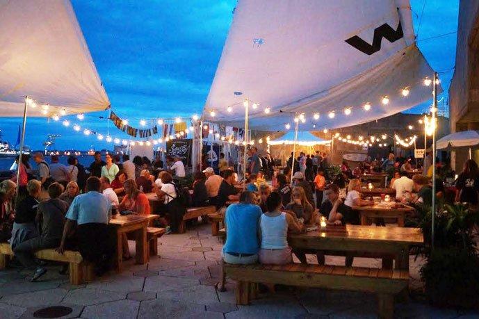 Independence Seaport Museum To Reopen Beer Garden