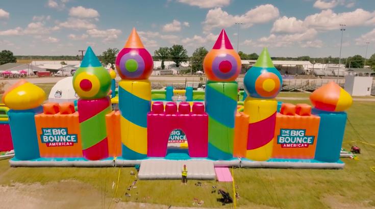 The Big Bounce America Tour