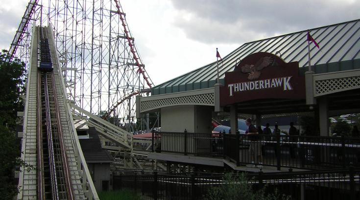 Thunderhawk Dorney Park