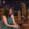 Tina Fey Jimmy Fallon Scholarship Talk