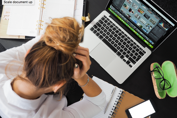 Surviving a stressful job