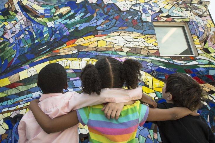 Mural We Rise