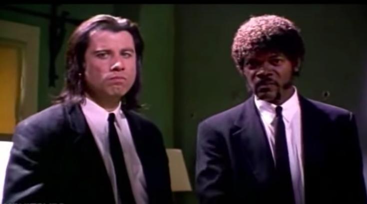 Pulp Fiction celebrating 25th anniversary