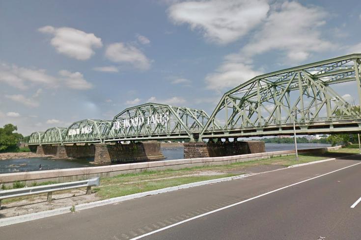 Trenton bridge