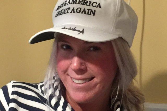 Trump fan